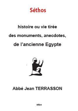 Séthos – Abbé Jean TERRASSON