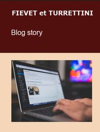 Blog Story, Cyril FIEVET et Emily TURRETTINI - Fiche de lecture ebook pdf