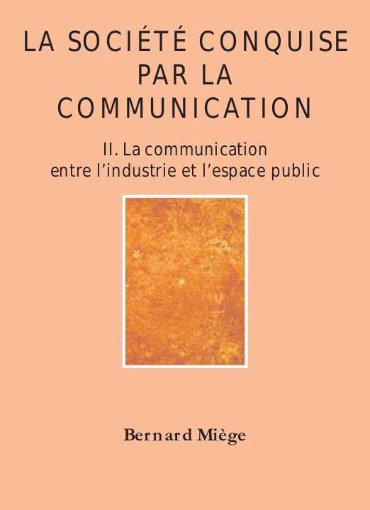 bernard miege communication