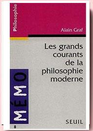 Les Grands Courants de la philosophie moderne, Alain Graf