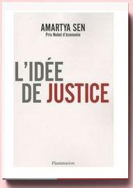 L'idée de justice Amartya Sen