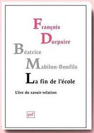La fin de l'École François Durpaire