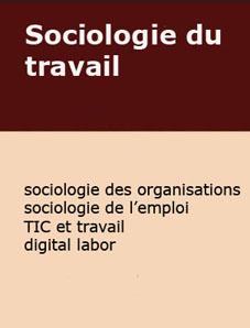 livres de sociologie du travail