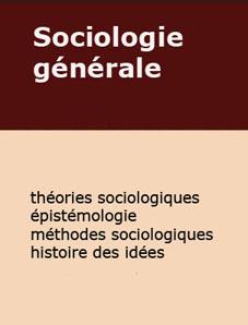Livres de sociologie générale