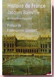Histoire de France Jacques Bainville