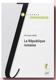 La République romaine Christophe Badel