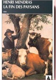 La fin des paysans Henri Mendras