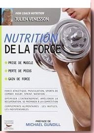 Nutrition de la force Julien Venesson