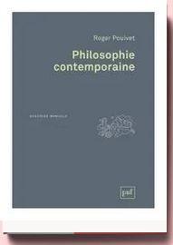 Philosophie Contemporaine roger pouivet