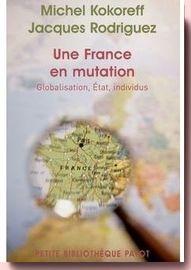 Une France en mutations Michel Kokoreff