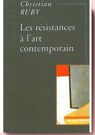 résistances à l'art contemporain
