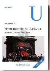 Petite histoire de la France de la Belle époque à nos jours