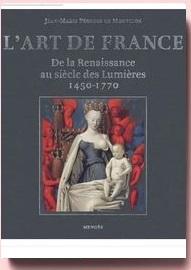 l'art de france De La Renaisance Au Siècle Des Lumières